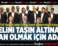 DEGİAD Başkan Adayı Urhan ve Ekibi Basın Toplantısı Düzenledi