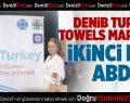 DENİB Turkish Towels markası ile ikinci kez ABD'de