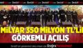 Cumhurbaşkanı Denizli'de 1 Milyar 350 Milyon Liralık Açılış Yaptı