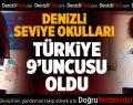 Özel Seviye Okulları Türkiye 9'uncusu Oldu