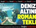 Denizin Altında Romantik Teklif