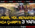 Denizli-Ankara Karayolunda Kaza: 3 Yaralı