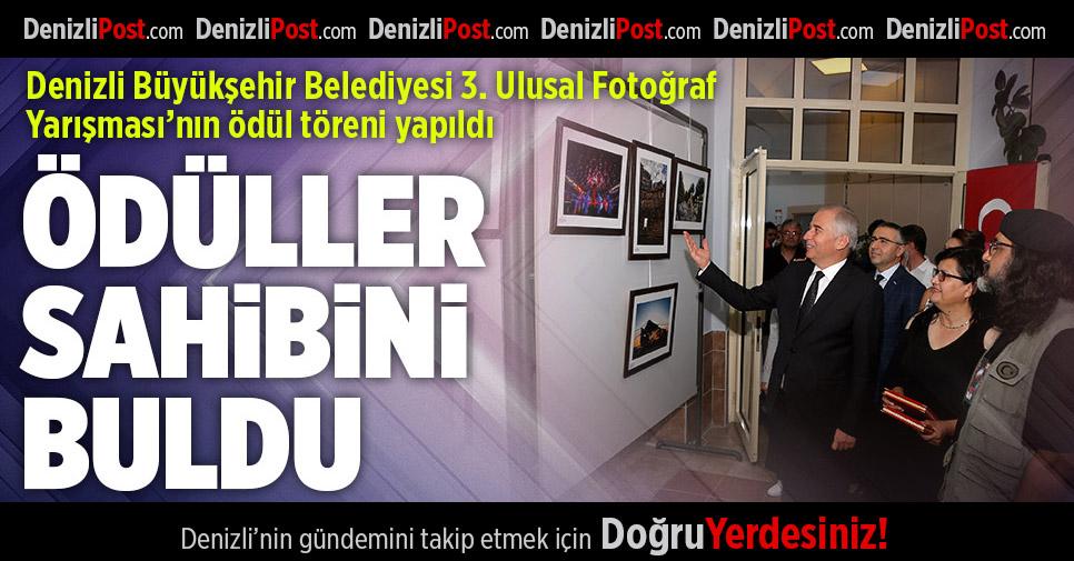 Büyükşehir'den 3. Ulusal Fotoğraf Yarışması sergisi