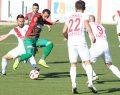 Denizli Büyükşehir Belediyespor-Diyarbekirspor: 1-1