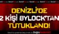Denizli'de ByLock'tan 2 tutuklama