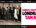 DENİZLİ HAVLUSUNA LONDRA'DA TAM NOT