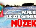 Pamukkale'ye Ucuza Girmenin Yolu Müzekart