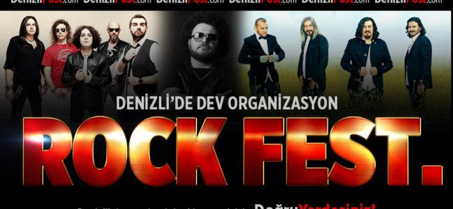 DEV ORGANİZASYON ROCK FESTİVALİ