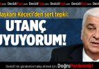 Denizli Sanayi Odası Başkanı Keçeci'den 'ithal granit' tepkisi