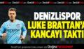 Denizlispor'dan Luke Brattan'a kanca