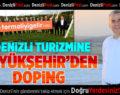 Denizli Turizmine Büyükşehir'den Doping