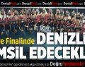 Denizli yöresi zeybeği ile Türkiye finallerine gidecekler