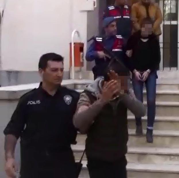 denizlide 103 gram eroinle yakalanan 4 supheli tutuklandi 8142 dhaphoto1 - Denizli'de 103 gram eroinle yakalanan 4 şüpheli tutuklandı