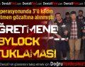 Denizli'de 9 öğretmen 'ByLock'tan tutuklandı