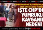 Denizli'de CHP'nin delege seçiminde kavga: 2 yaralı