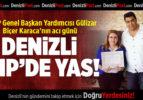 Denizli'de CHP'yi üzen ölüm