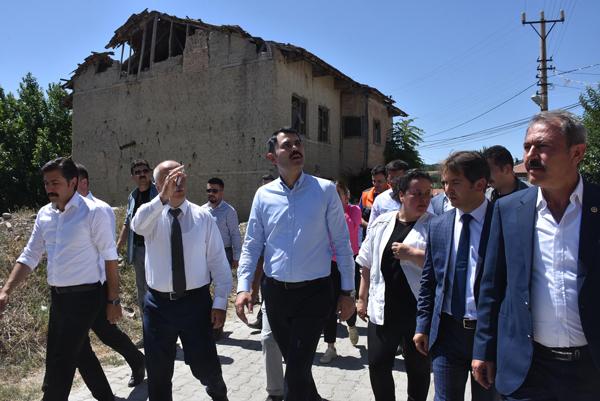 denizlide depremin yaralari sariliyor 3  8764 dhaphoto1 - BAKANKURUM: 150 KONUT YAPILACAK