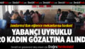 Denizli'de eğlence mekanlarında izinsiz çalışan 20 kadına gözaltı