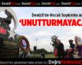 """Denizli'de Hocalı Soykırımı Anıldı: 'Unutturmayacağız"""""""