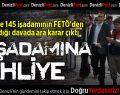 Denizli'de işadamlarının FETÖ'den yargılandığı davada 8 tahliye