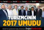 Denizli'de turizmciler 2017'den umutlu
