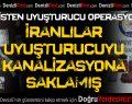 Denizli'de uyuşturucu ticaretine 8 tutuklama