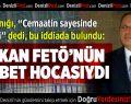 Başkan Akyol FETÖ'nün Sohbet Hocasıydı İddiası