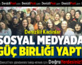 Denizlili Kadınlar Sosyal Medyada Güç Birliği Yaptı