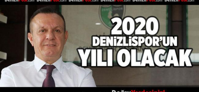 Denizlispor'da Onazi moral oldu
