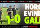 Denizlispor-Adana Demirspor:1-0