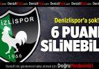 Denizlispor'a Şok!