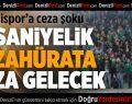 Denizlispor'a Ceza Şoku!