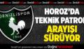 Denizlispor'da aday bol
