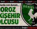Denizlispor Eskişehir yolcusu