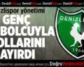 Denizlispor Genç Futbolcuyla Yollarını Ayırdı