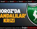 """Denizlispor'da """"İrlandalılar"""" Krizi"""