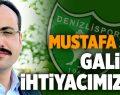 Mustafa Şavluk: Galibiyete İhtiyacımız Vardı