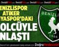 Denizlispor Atiker Konyaspor'dan O Golcüyü Kiraladı
