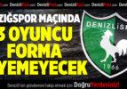 Denizlispor'da hedef galibiyet