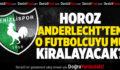 Denizlispor Anderlecht'ten O Futbolcuyu mu Kiralayacak?