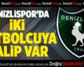 Denizlispor'da iki futbolcuya kanca