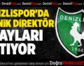 Denizlispor'da adaylar artıyor