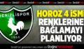 Denizlispor'da transferler sürecek