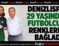 Denizlispor'da Burak'tan imza