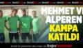 Denizlispor'da Mehmet ve Alperen kampa katıldı