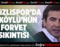 Denizlispor'da Özköylü sıkıntılı
