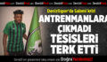 Denizlispor'da Salami krizi