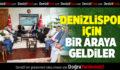 Denizlispor'da kritik zirve