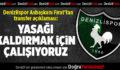 Denizlispor Asbaşkanı Fırat'tan Transfer Açıklaması
