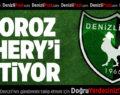 Denizlispor, Chery'i istiyor